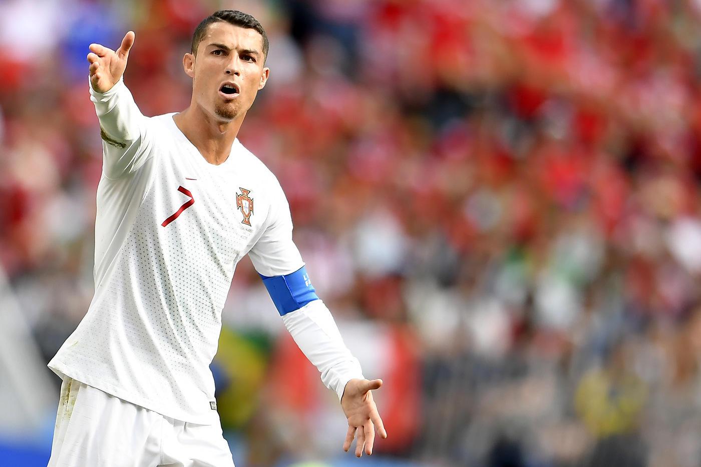 Cristiano Ronaldo salta il debutto del Portogallo