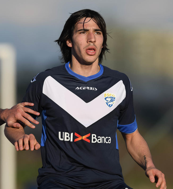Sandro Tonali - Brescia