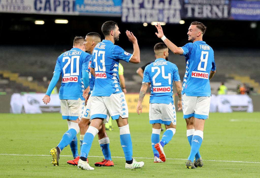 Napoli - Champions