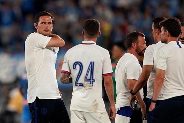 La delusione di Lampard