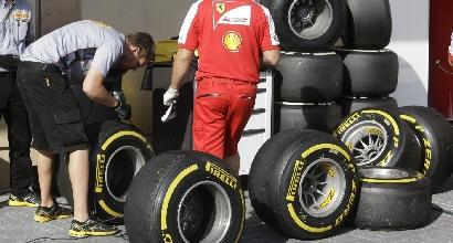 Formula 1-Pirelli: accordo sulle gomme in dirittura d'arrivo