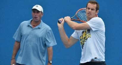 Ivan Lendl e Andy Murray - IPP