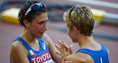 Atletica, Mondiali Pechino: marcia amara, squalificate Rigaudo e Giorgi