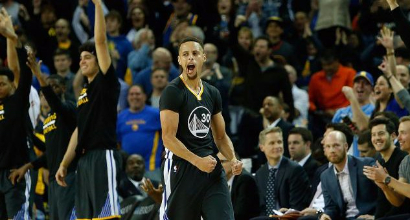 Nba: Warriors inarrestabili, gli Spurs regolano i Thunder