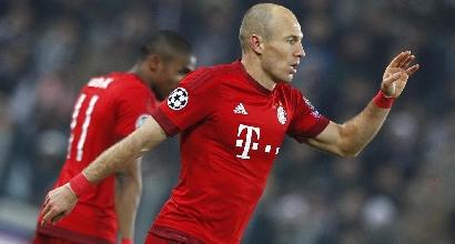 E' la notte di Bayern Monaco-Juventus