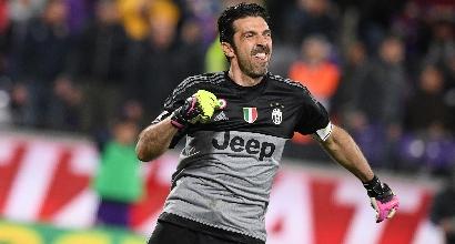 Juve, Buffon eterno campione: parate e miracoli, stagione storica