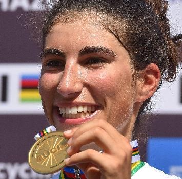 Ciclismo, Mondiali 2016: Juniores, Elisa Balsamo è d'oro