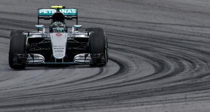"F1 a Interlagos, Hamilton: ""Mi sento molto forte"""