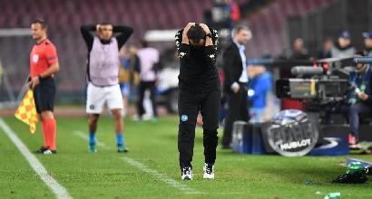 Napoli, Sarri alza la guardia: