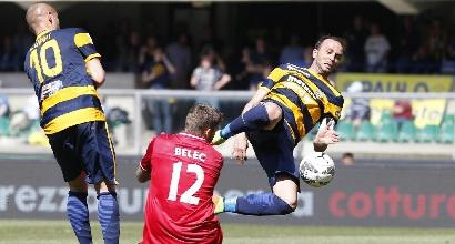 Serie B, la classifica: Verona in A. Le retrocesse