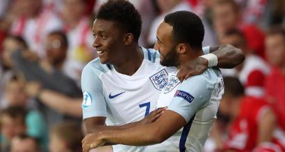 Europei U21, Inghilterra in semi