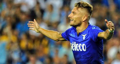 La Lazio va, Immobile spaventa la Juve