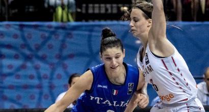 Basket, la Zandalasini in WNBA: gli Usa aprono le porte all'azzurra