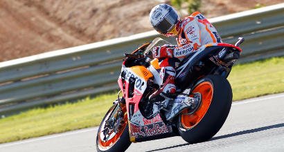 "MotoGP, Marquez: ""Importante partire davanti, in gara non prenderò rischi"""