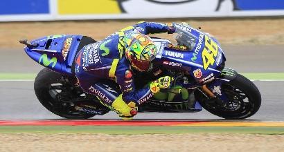 Valentino Rossi candidato al Laureus