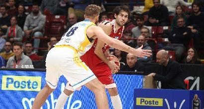 Basket, Serie A: poker di squadre al comando