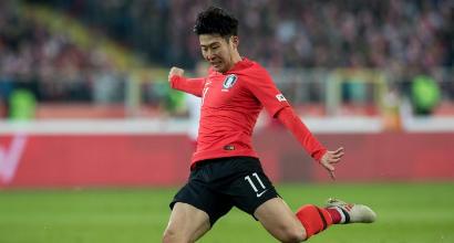 Son Heung-Min (Afp)