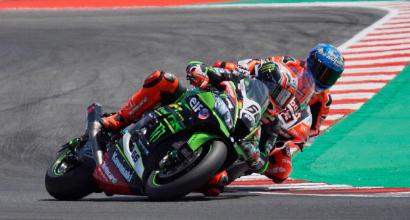Superbike: Sykes dice addio alla Kawasaki, Davies si frattura