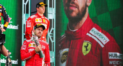 Formula 1: Vettel, i numeri del crollo