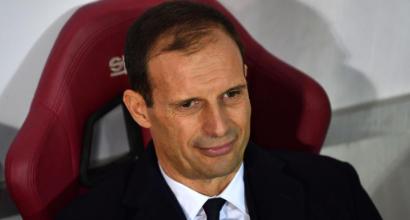 """Juventus, Allegri: """"Il 29 dicembre la vera classifica"""""""