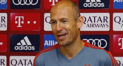 """Robben: """"L'Inter? Orgoglioso delle tante offerte. Deciderò in breve tempo"""""""