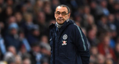 Chelsea: Sarri a rischio, ipotesi Zola ad interim
