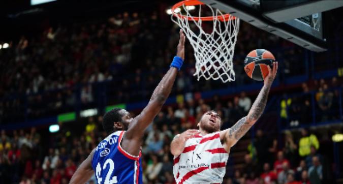 Basket, Eurolega: Milano perde a Istanbul ed è fuori