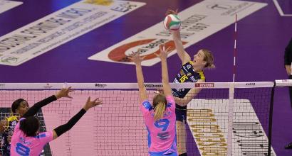 Volley, playoff: Conegliano implacabile, batte 3-0 Monza e va 2-0 nella serie
