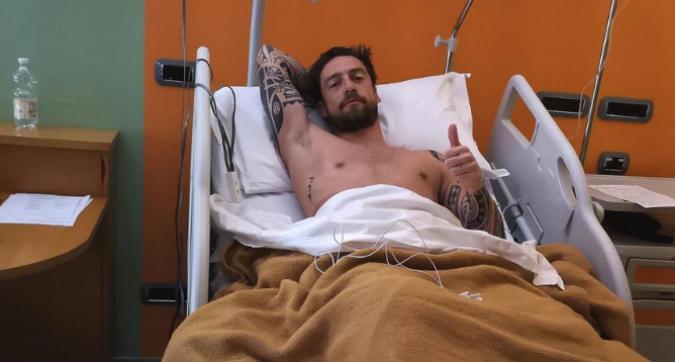 Marchisio, menisco ko e stagione finita: