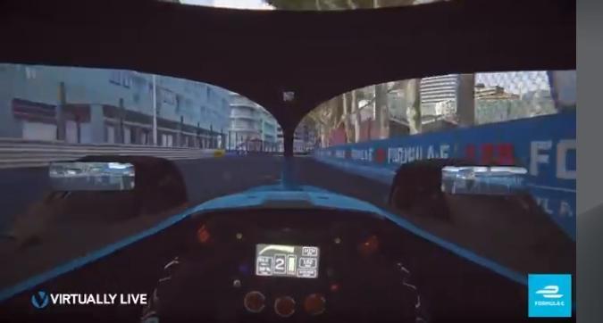 La Formula E torna a Montecarlo: il giro della pista