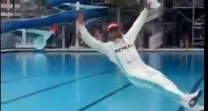 """F1 Monaco, Hamilton: """"Ho lottato con lo spirito di Lauda"""""""