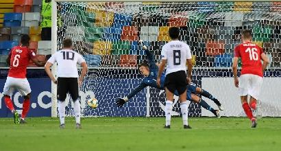 Europei Under 21: l'Italia trema ma è ancora in corsa