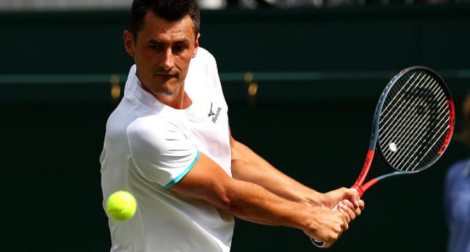 """Wimbledon, Tomic multato per scarso impegne: """"perde"""" 45mila sterline"""