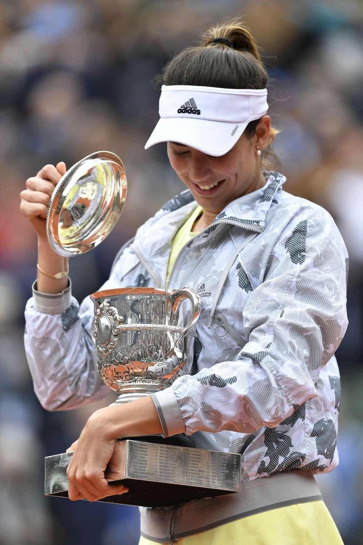 Roland Garros, Muguruza regina di Parigi