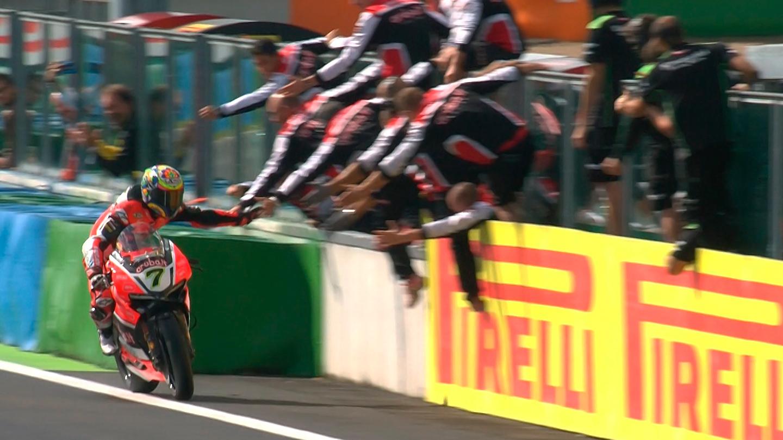 Superbike, Davies e la Ducati fanno la scelta giusta