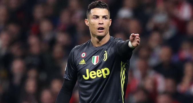 Champions League, Cristiano Ronaldo rialza la Juventus: