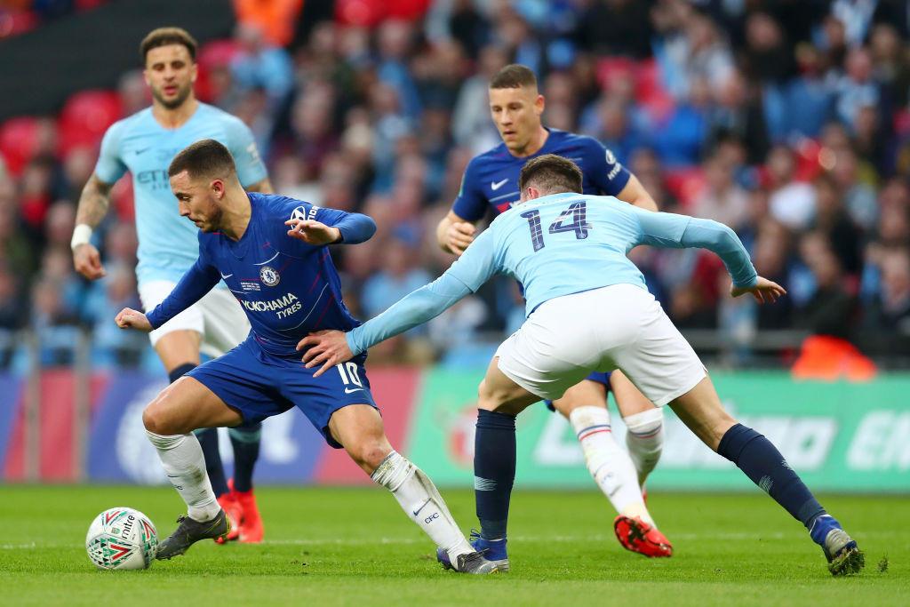 3) Eden Hazard (Chelsea): un dribbling ogni 21 minuti, percentuale di realizzazione del 73%