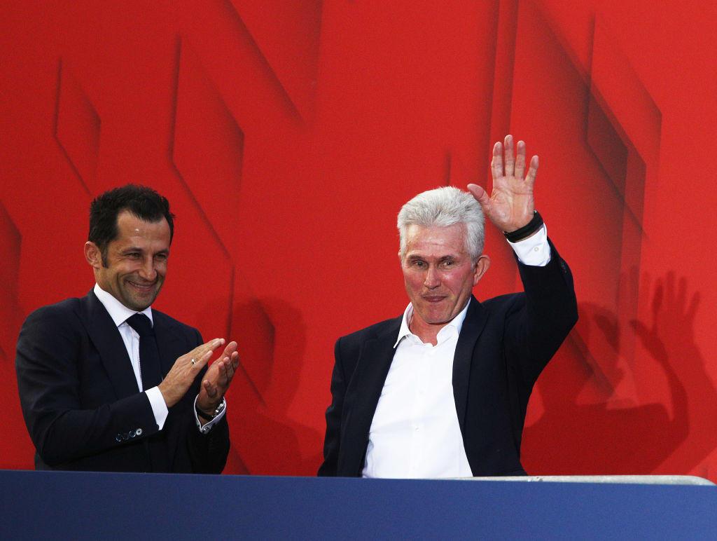 HEYNCKES: prima esperienza sulla panchina del Bayern tra il 1987 e il 1991, poi è tornato per ben tre volte: nel 2009, tra il 2001 e il 2013 e nella stagione 2017/18