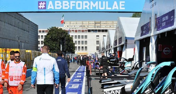 "Formula E, Roma è ""carica"""