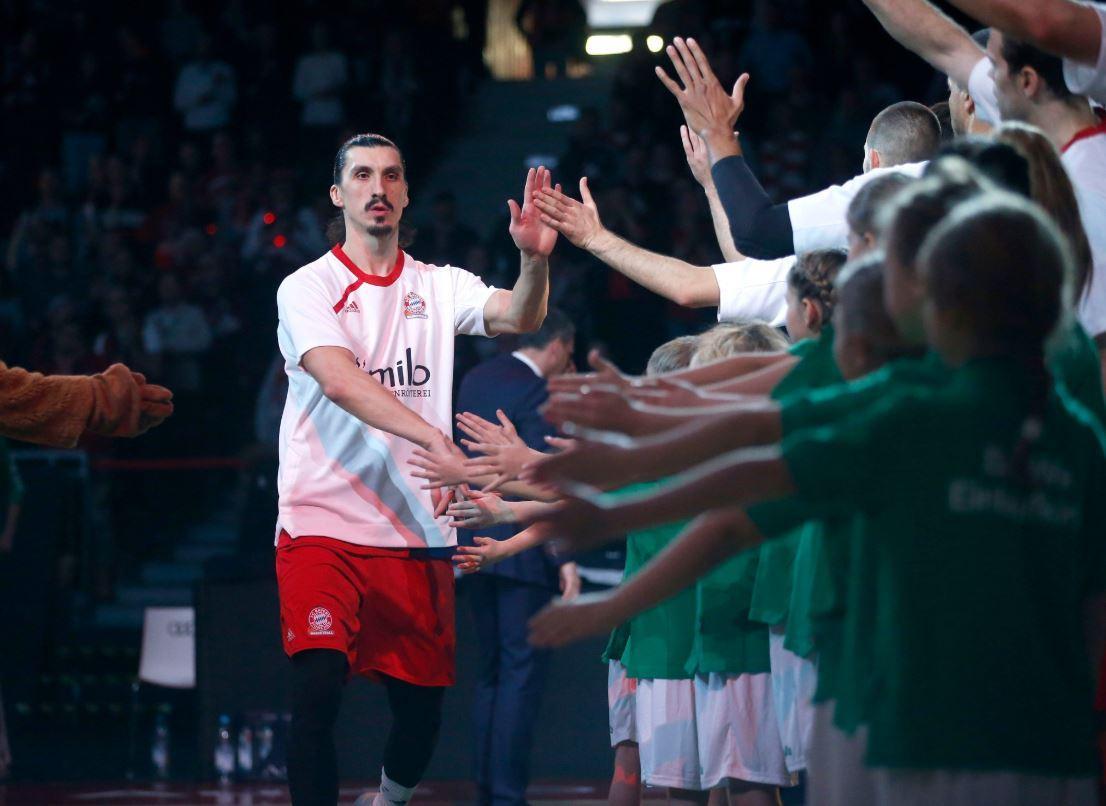 E' il cestista bosniaco con cittadinanza tedesca Nihad Djedovic