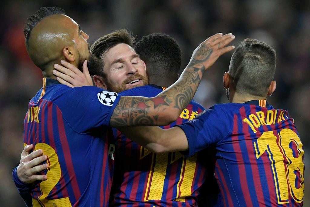 3. Barcellona