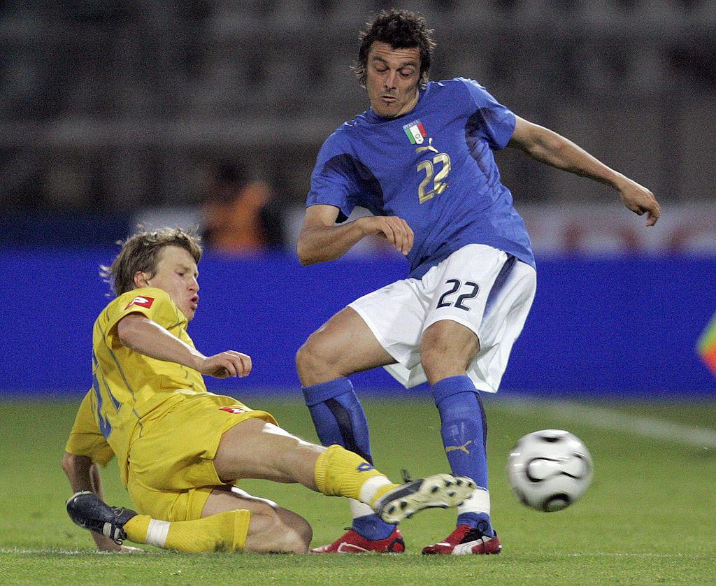 Massimo Oddo senza squadra (ha allenato Pescara, Udinese, Crotone e Perugia)