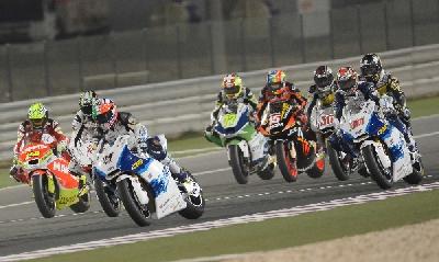Moto2 in Qatar