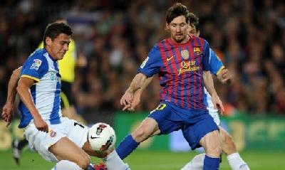 Messi, AFP