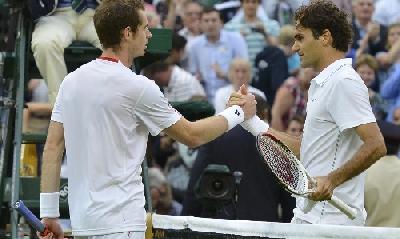 Federer e Murray, Reuters
