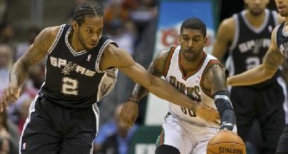 Nba: vittorie per Knicks e Spurs