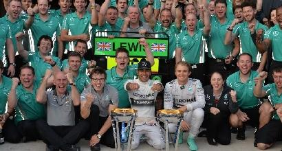 La Mercedes fa paura: il motore 2015 è più veloce di un secondo