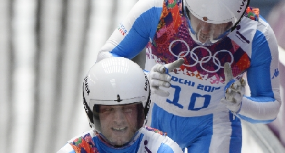 Oberstolz-Gruber, foto AFP