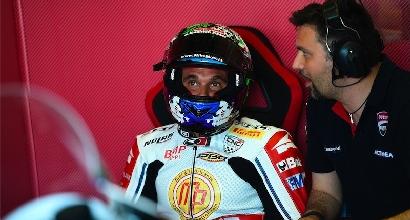 Superbike: Canepa torna in Ducati