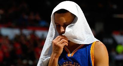 Nba: inarrestabile Curry, 51 punti a Orlando